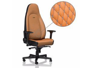 noblechairs ICON Series Real Leather Cognac/Black