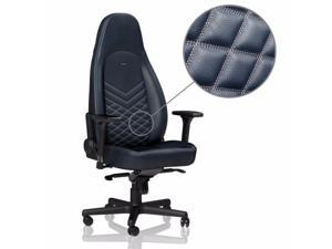 noblechairs ICON Series Real Leather Midnight Blue/Graphite