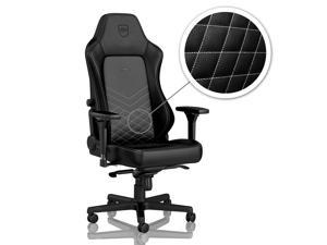 noblechairs HERO Series Gaming Chair Black/Platinum White