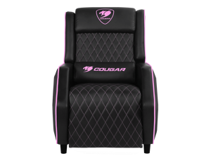 Cougar Ranger EVA (Pink) Gaming Sofa Recliner Chair with Premium Breathable PVC Leather