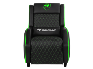 Cougar Ranger XB (Green) Gaming Sofa Recliner Chair with Premium Breathable PVC Leather