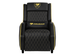 Cougar Ranger Royal Gaming Sofa. Recliner Chair with Premium Breathable PVC Leather