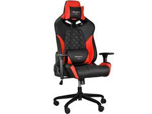 XTREMPRO R1 Gaming Chair with RGB (Black &Red)