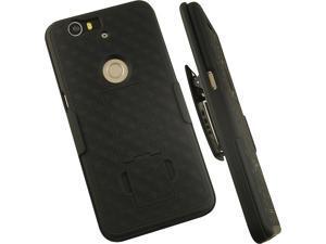 174c26c01f79 NEW BLACK HARD CASE COVER + BELT CLIP HOLSTER STAND ...