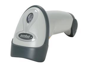 Zebra (Motorola) Symbol LS2208 Series LS2208-SR20001R-NA Handheld Barcode Scanner - USB Kit with Cable and Stand