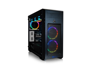 Cybertron BLU-Print Workstation, AMD Ryzen Threadripper 2990WX 32-Core 3.0GHz, 128GB DDR4 3200MHz, Dual Quadro RTX 6000 24GB, 1TB Samsung 970 NVMe M.2+(4)1TB Samsung 860 PRO SSD HS Raid 10, Win10 PRO