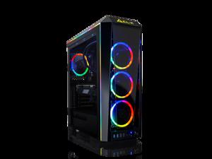 CLX SET Gaming Desktop - AMD Ryzen 9 3950X Processor, 64GB DDR4 Memory, NVIDIA GeForce RTX 3080 Graphics, 1 TB SSD, 6 TB HDD, WiFi, Windows 10 Home 64-bit