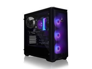 CLX SET Gaming Desktop - AMD Ryzen 9 3900X Processor, 16GB DDR4 Memory, NVIDIA GeForce RTX 3080 Graphics, 240 GB SSD, 2 TB HDD, WiFi, Windows 10 Home 64-bit
