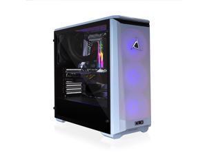CLX SET Gaming Desktop - Intel Core i5 10400 Processor, 16GB DDR4 Memory, NVIDIA GeForce RTX 3080 Graphics, 240 GB SSD, 2 TB HDD, WiFi, Windows 10 Home 64-bit