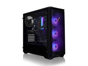 CLX SET Gaming Desktop - AMD Ryzen 9 3950X Processor, 32GB DDR4 Memory, NVIDIA GeForce RTX 3080 Graphics, 480 GB SSD, 3 TB HDD, WiFi, Windows 10 Home 64-bit