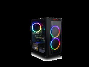 CLX SET with AMD Ryzen 5 3600X 3.8GHz, GeForce GTX 1660Ti 6GB, 16GB Mem, 960 SSD, WiFi, MS Win 10 Home
