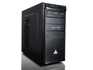 CybertronPC Quantum SMB Tower server Intel Core i3-7100 Dual-Core 3.9 GHz, 8GB DDR4 ECC, 2 x 500GB HDD, DVD±RW