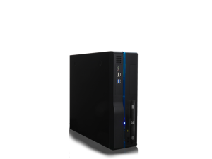 CybertronPC AXIS Desktop PC Intel Core i5-8400 2.80GHz (6 Cores), Intel H310 Chipset, 8GB DDR4, DVD±RW, 480GB SSD, MS Windows 10 Pro 64-bit