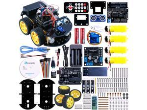 Elegoo UNO Project Smart Robot Car Kit, Intelligent and Smart Car Kit Arduio Car Project