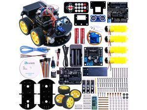 Elegoo UNO Project Smart Robot Car Kit, Intelligent and Smart Car Kit Arduio Car Project