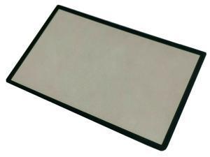 Black Top Screen Lens Plastic Cover for Nintendo 3DS XL & New 3DS XL LL