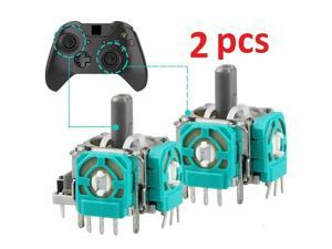 New 2Pcs Analog Joystick Replacement Repair Parts for PS4 Xbox One Controller