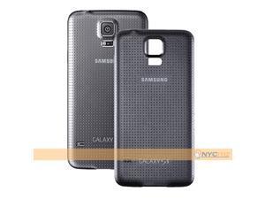 ORIGINAL Battery Back Door Cover For Samsung Galaxy S5 G900T G900P G900V Black