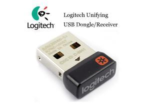 37dda1adc43 Original Logitech Unifying Receiver 1 to 6 Devices USB Wireless Keyboard  Mouse