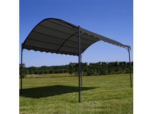 """Fast delivery-Sunshade Awning,   outdoor canopy has a UV- and water-resistant  for Party Wedding Park Canopy Gazebo Shelter Tent 118.1""""x236.2"""" Anthracite"""