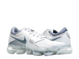 Nike Air Vapormax (GS) Wolf Grey/Light Carbon Big Kids Running Shoes 917963-006 Size 6
