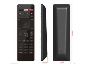 VIZIO XRT122 LED HDTV Remote Control - New Original VIZIO XRT122 TV Remote