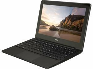 "DELL CHROMEBOOK 11 CB1C13 11.6"" 4GB RAM 16GB SSD Laptop INTEL CELERON 2955U 1.40"