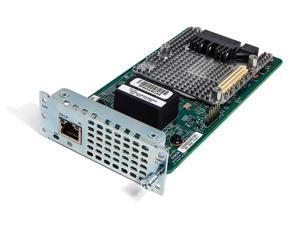 Cisco NIM-1MFT-T1/E1 1 port Multi-flex Trunk Voice/Clear-channel Data T1/E1 Module