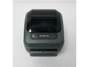 Zebra ZP500 Plus EPL + ZPL Direct Thermal Shipping Label Printer / 1 year warranty