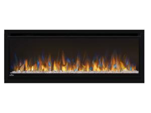 Napoleon Alluravision 42 inch Deep Depth Electric Fireplace