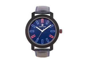 Ashton Carter Casual Blue / Black Watch - AC-1012-A