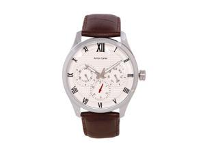 Ashton Carter Multi Function Silver / Brown Watch - AC-1005