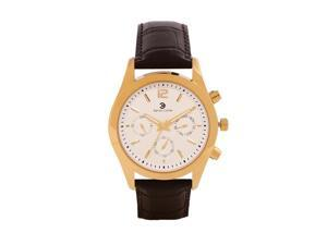 Ashton Carter Multi Function Gold / Black Watch - AC-1011-A