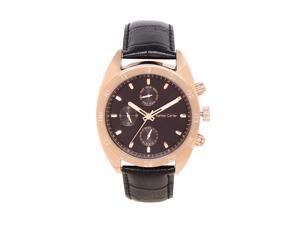 Ashton Carter Multi Function Gold / Black Watch - AC-1002-A