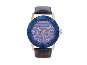 Ashton Carter Multi Function Gold / Blue Watch - AC-1002-C