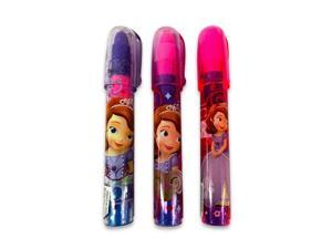 Erasers - Sofia the First - 3ct - Party Favors - Stackable