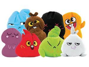 Plush Toy - Stink Bomz - Set of 8 - 5 Inch - Scented