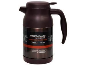 Thermocafe by Thermos 800mL Stainless Steel Tea Carafe with Removable Tea Leaf Filter