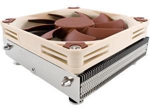 Noctua NH-L9i, Premium Low-Profile CPU Cooler for Intel LGA115x (Brown)