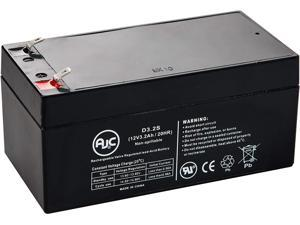 Energizer EN12-3.2 12V 3.2Ah UPS Battery - This is an AJC Brand Replacement