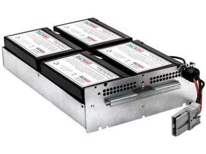 SMT750 Battery Pack Compatible Replacement for APC Smart-UPS 750VA LCD 120V by UPSBatteryCenter