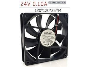 Bomin Technology for NMB-MAT BM4520-04W-B39 12V 0.12A 3-Wire 4.5CM Cooling Fan