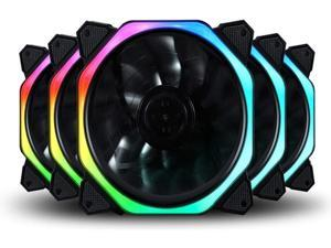 Professional Durable Practical with Temperature Display for Computer CPU Cooling Supplies Redxiao Water Cooler Block