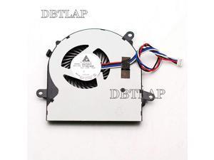 DBTLAP Compatible for Delta ND35C02-17B13 DC5V 0.50A 3.5CM Cooling Fan
