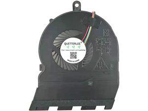 QUETTERLEE Replacement CPU Cooling Fan for Dell inspiron 15G 5565 5567 17-5767 Series Laptop DFS481305MC0T Fan