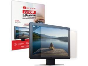 RETICARE Eye & Screen Protector for Monitor 20´´ (16:9) W17.43 x H9.81