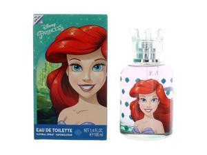 Disney Princess Ariel Eau de Toilette 3.4 oz / 100 ml Girls