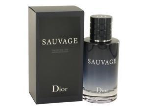 Christian Dior Sauvage Eau De Toilette 3.4 oz / 100 ml For Men