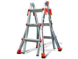 Little Giant Velocity Multi-Use Ladder Model 13, Type 1A 300-lb Duty Rating, 15413-001