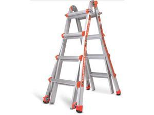Little Giant Ladder Classic Model 17, Type 1A 300-lb Duty Rating, 10102LG